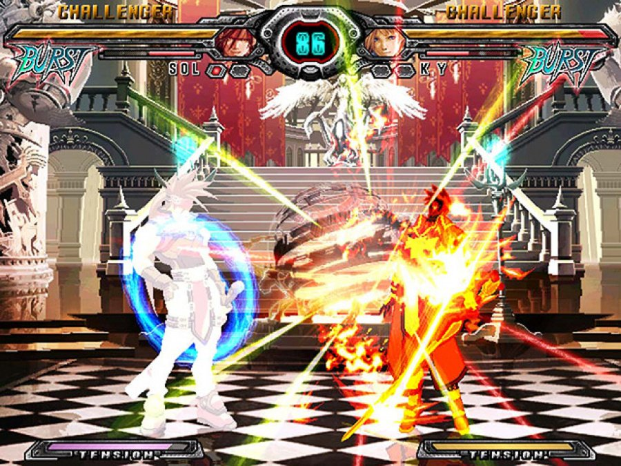 Guilty Gear XX Accent Core Review - Screenshot 2 of 4