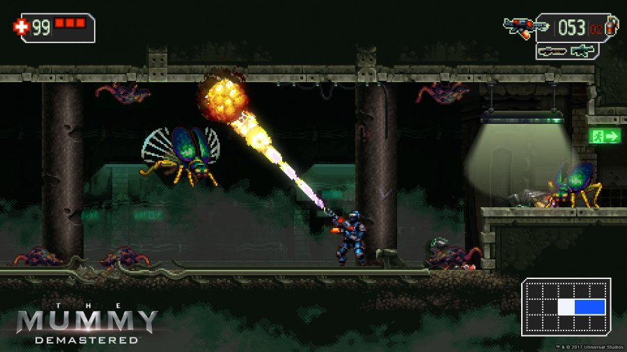 The Mummy Demastered Review - Screenshot 2 of 5