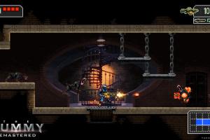 The Mummy Demastered Screenshot