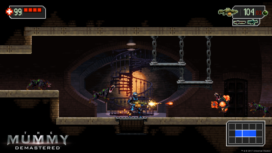 The Mummy Demastered Review - Screenshot 1 of 5