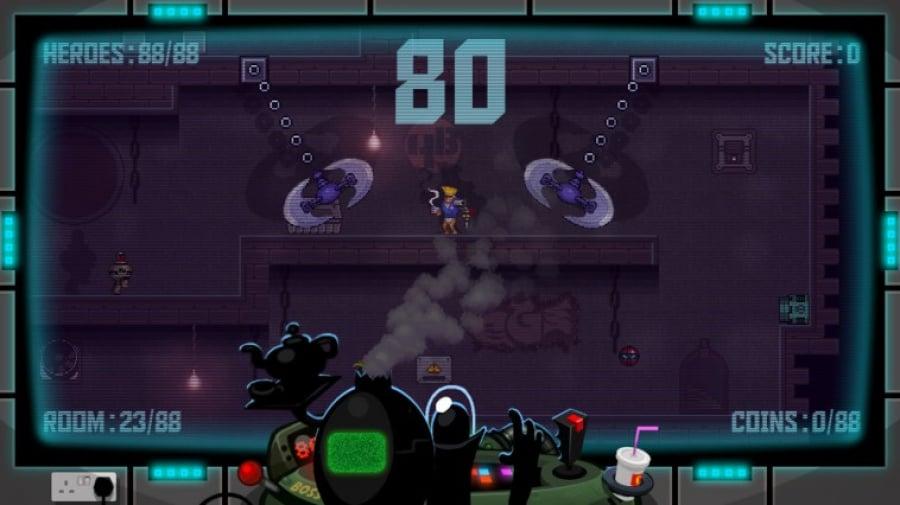 88 Heroes: 98 Heroes Edition Review - Screenshot 1 of 5