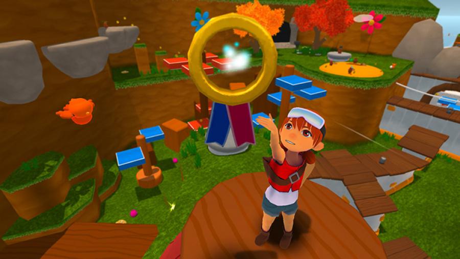 Poi: Explorer Edition Review - Screenshot 1 of 3