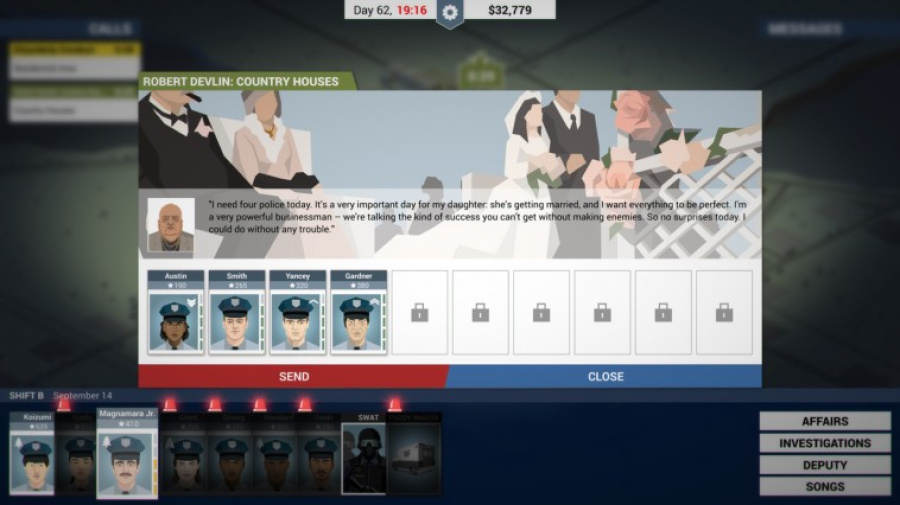 This Is The Police Review - Screenshot 4 of 6