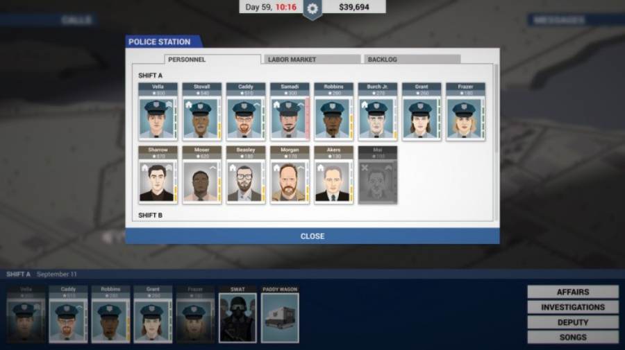This Is The Police Review - Screenshot 5 of 6