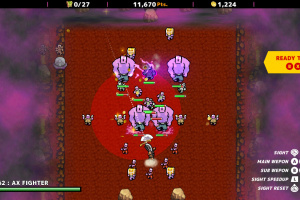 Zombie Gold Rush Screenshot