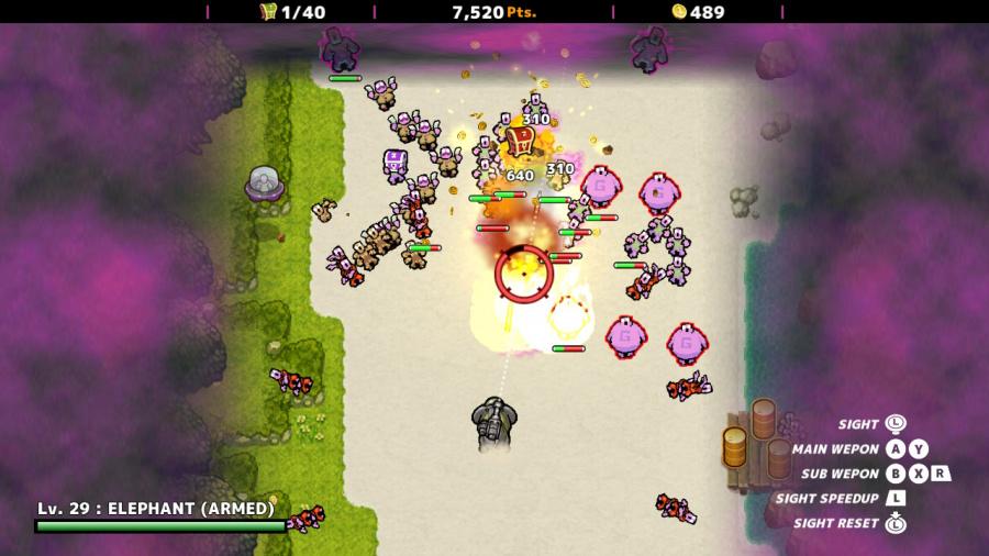 Zombie Gold Rush Review - Screenshot 2 of 3