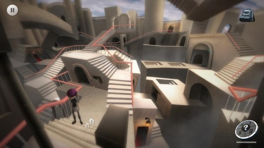 Violett Review - Screenshot 1 of 3