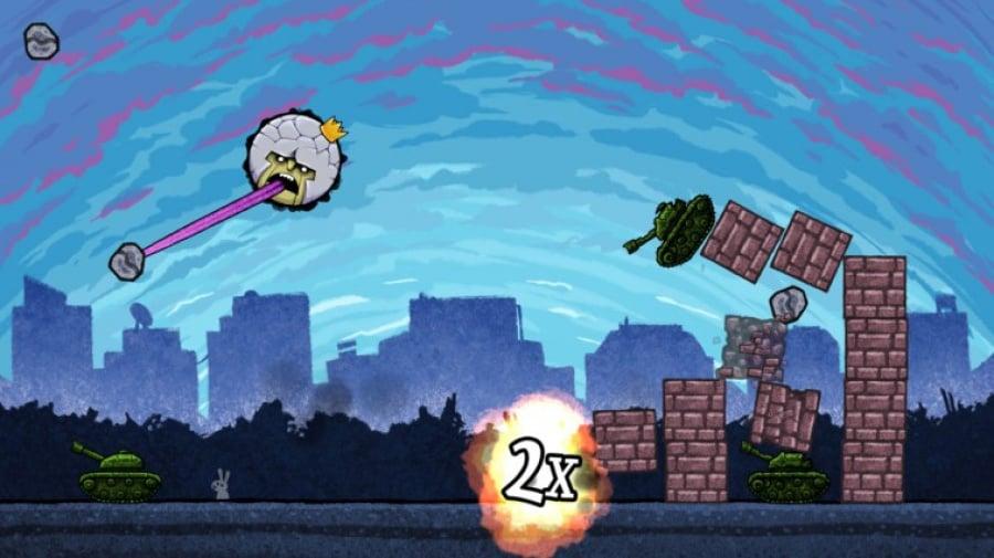 King Oddball Review - Screenshot 1 of 3