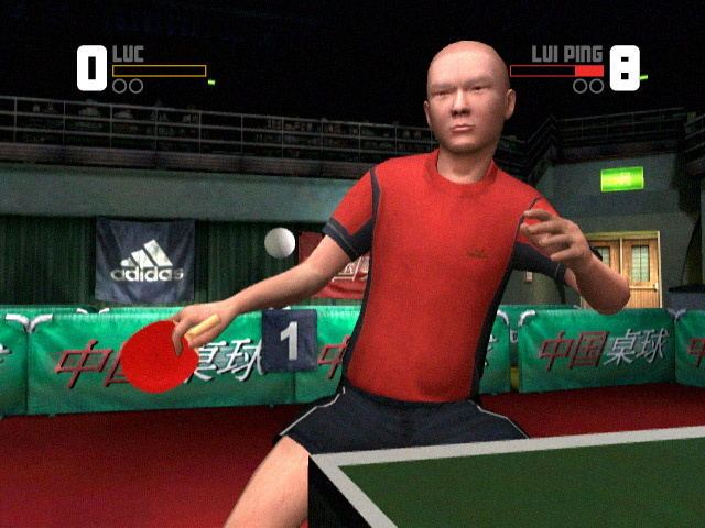 Table Tennis Screenshot