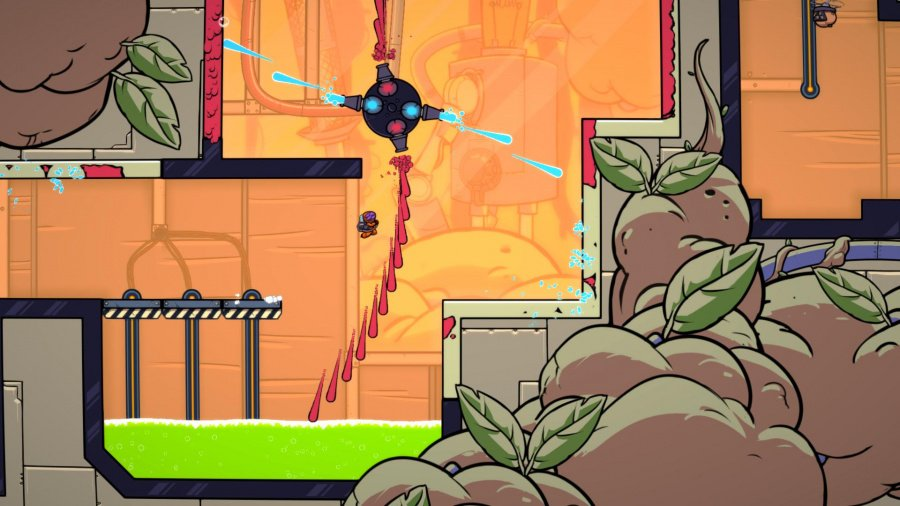 Splasher Review - Screenshot 2 of 4