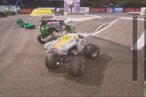 Monster Jam: Crush It! Screenshot