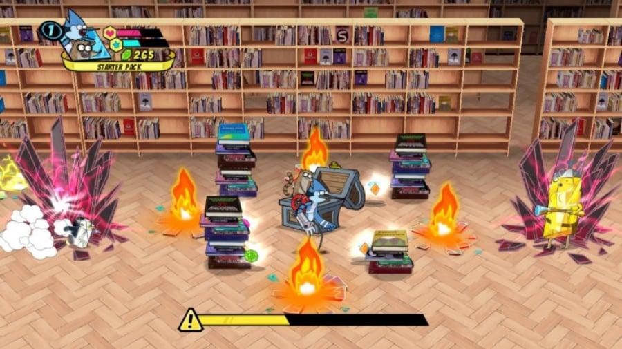 Cartoon Network: Battle Crashers Review - Screenshot 1 of 3