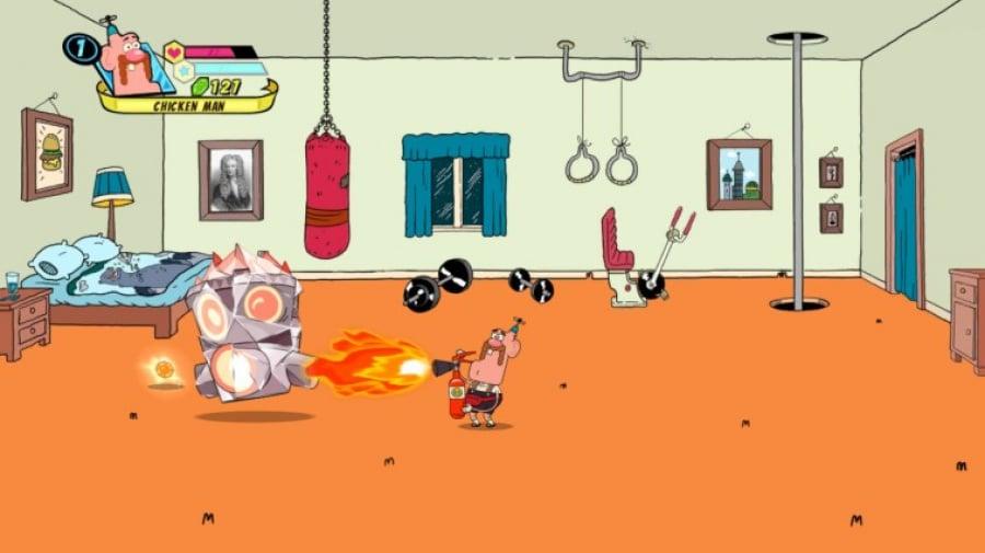 Cartoon Network: Battle Crashers Review - Screenshot 2 of 3