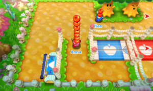 Kirby Battle Royale Review - Screenshot 3 of 7