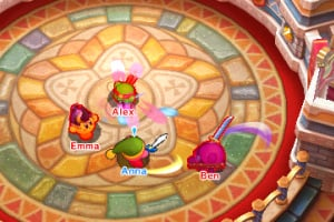 Kirby Battle Royale Screenshot