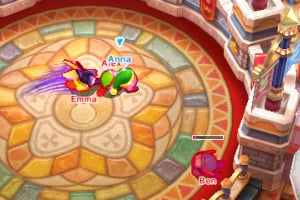 Kirby Battle Royale Screenshot