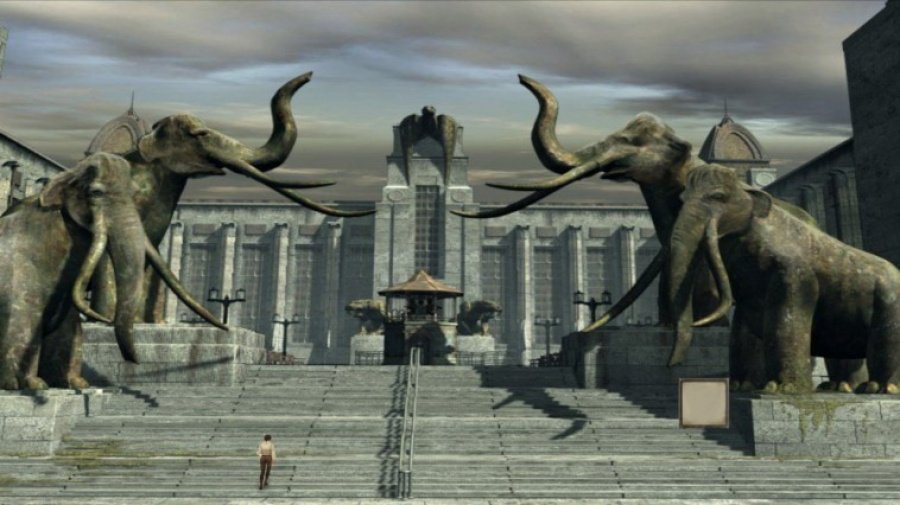 Syberia Review - Screenshot 3 of 4