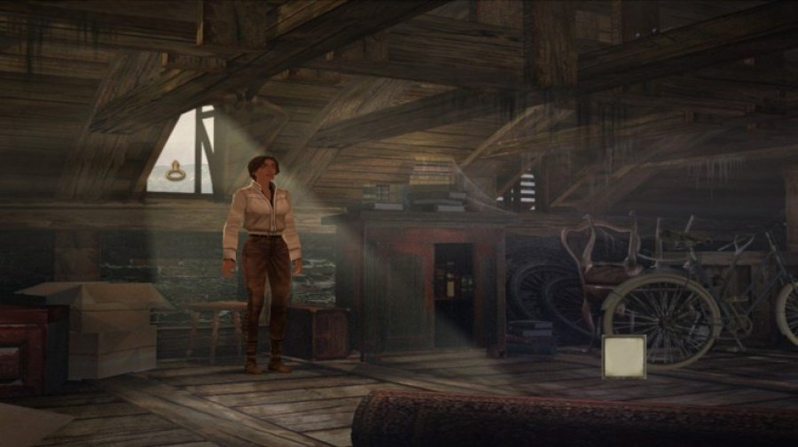 Syberia Review - Screenshot 1 of 4
