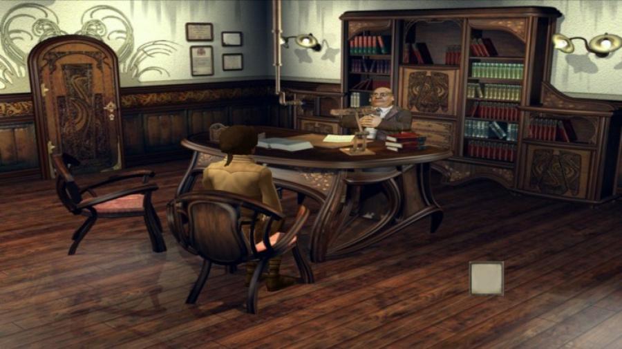 Syberia Review - Screenshot 2 of 4