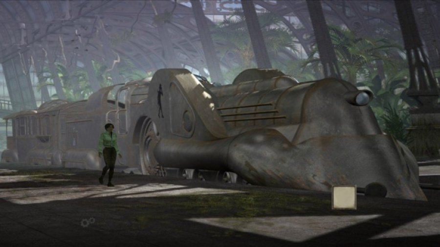 Syberia Review - Screenshot 2 of 4