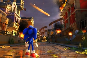 Sonic Forces Screenshot