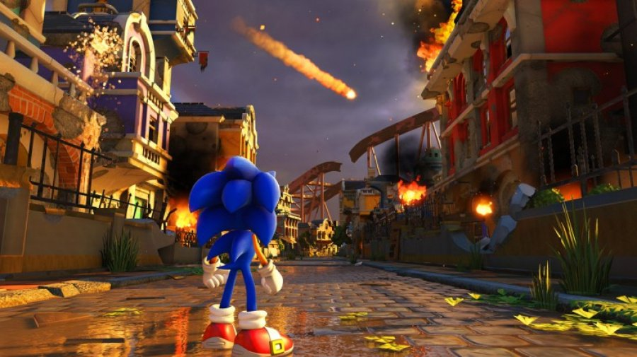 Sonic Forces Review - Screenshot 5 of 5