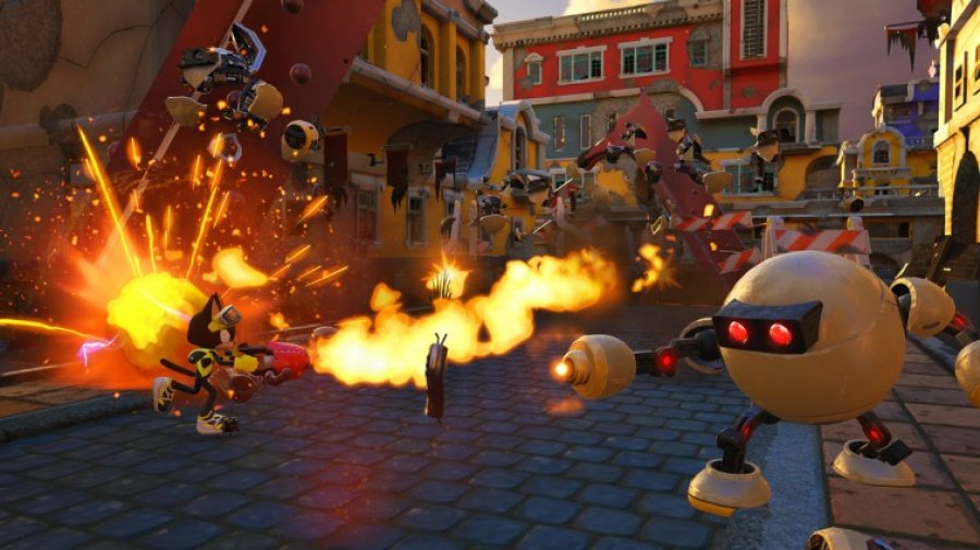 Sonic Forces Review - Screenshot 1 of 5