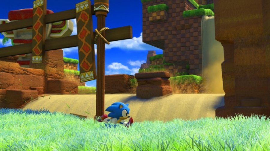 Sonic Forces Review - Screenshot 2 of 5