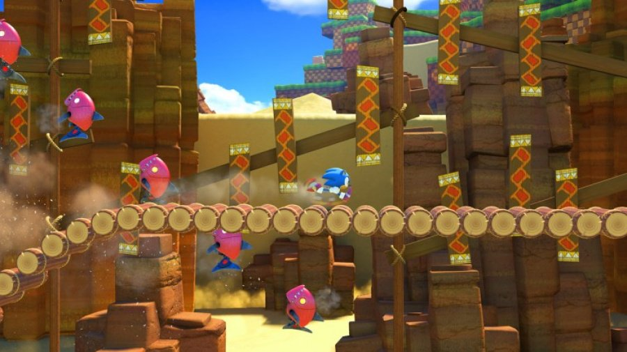 Sonic Forces Review - Screenshot 4 of 5