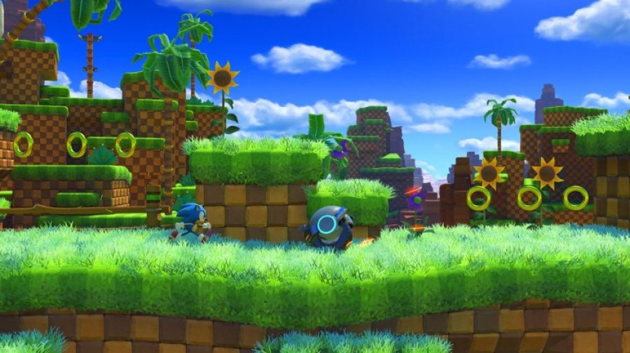 Sonic Forces Review - Screenshot 3 of 5