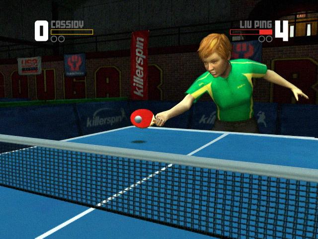 Table Tennis (Wii) News, Reviews, Trailer & Screenshots