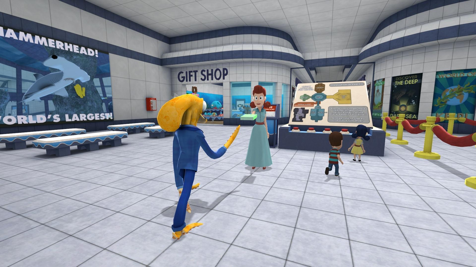Octodad Dadliest Catch Review Switch Eshop Nintendo Life