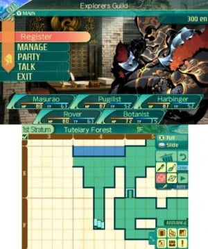 Etrian Odyssey V: Beyond the Myth Review - Screenshot 5 of 12