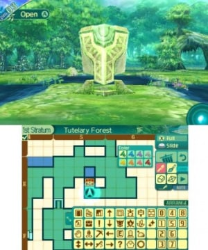 Etrian Odyssey V: Beyond the Myth Review - Screenshot 3 of 12