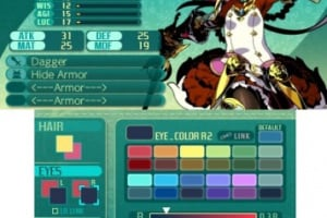 Etrian Odyssey V: Beyond the Myth Screenshot