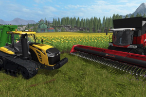 Farming Simulator: Nintendo Switch Edition Screenshot