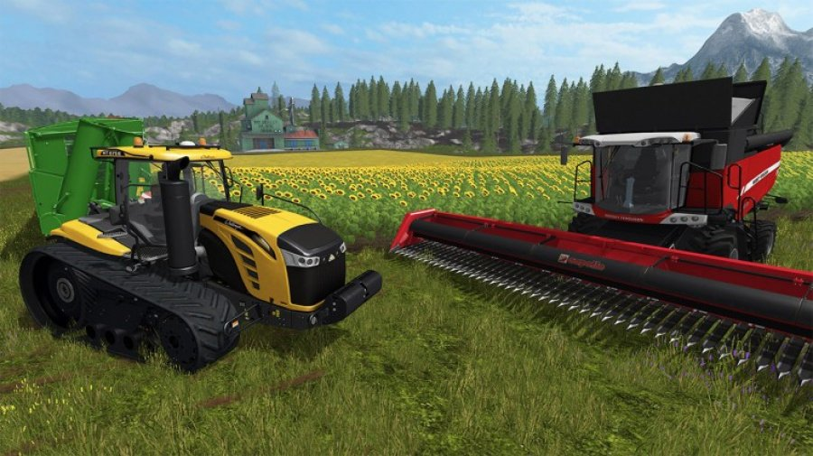 Farming Simulator: Nintendo Switch Edition Review - Screenshot 4 of 4