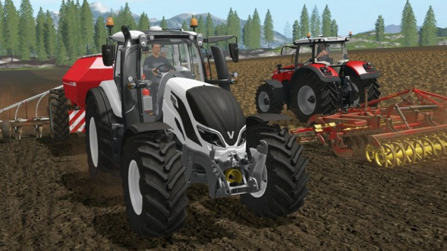 Farming Simulator: Nintendo Switch Edition Review - Screenshot 1 of 4