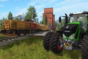 Farming Simulator: Nintendo Switch Edition Screenshot