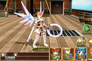 Revenant Saga Screenshot