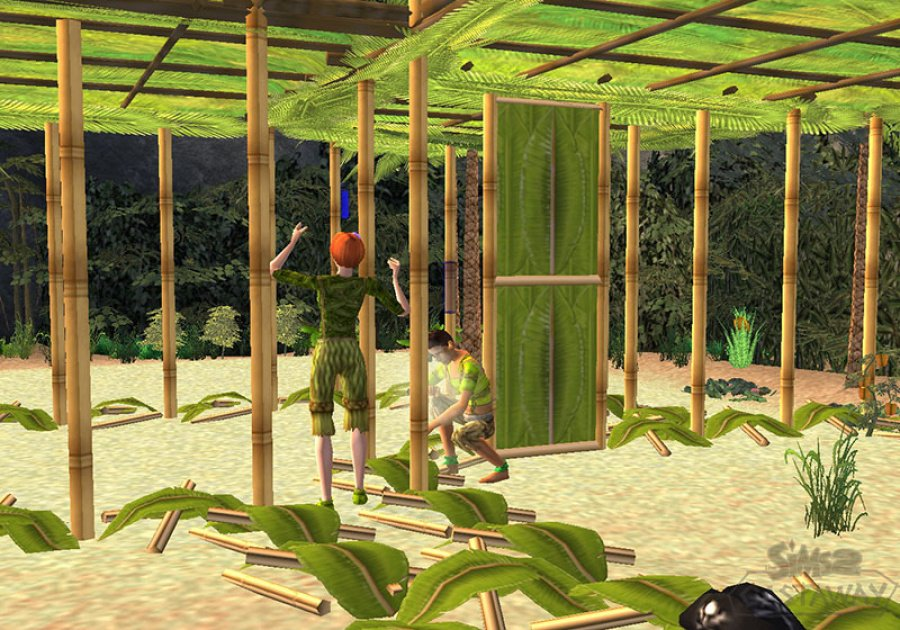 The Sims 2: Castaway Review - Screenshot 4 of 5