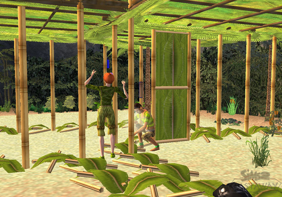 The Sims 2: Castaway Review - Screenshot 5 of 5
