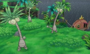 Pokémon Ultra Sun and Ultra Moon Review - Screenshot 1 of 4