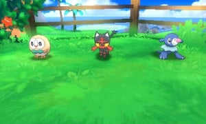 Pokémon Ultra Sun and Ultra Moon Review - Screenshot 3 of 4