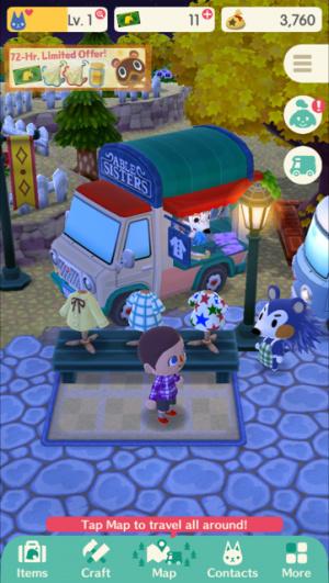 Animal Crossing: Pocket Camp Review - Screenshot 3 of 8
