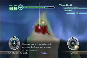 Trauma Center: New Blood Screenshot
