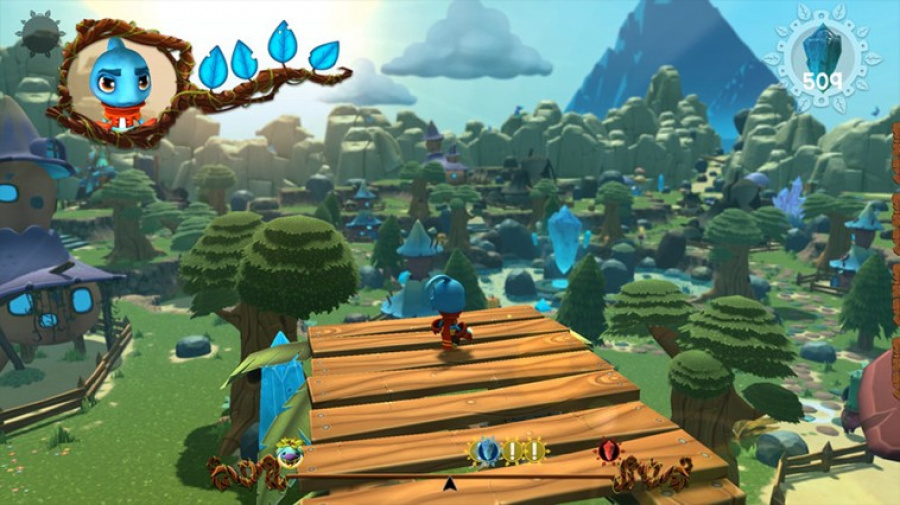 Ginger: Beyond the Crystal Review - Screenshot 2 of 3