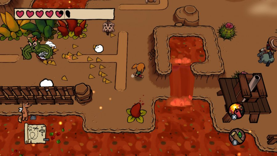 Ittle Dew 2+ Review - Screenshot 3 of 3