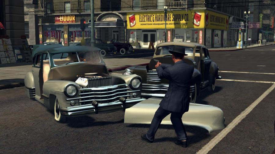 L.A. Noire Review - Screenshot 5 of 6