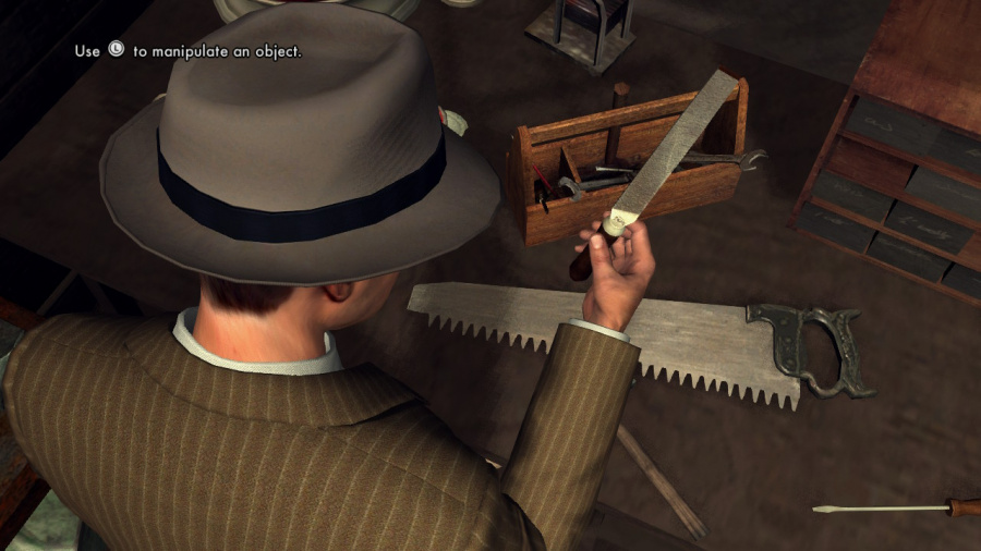 L.A. Noire Review - Screenshot 4 of 6